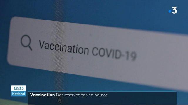 Covid-19 : les créneaux pour se faire vacciner partent vite