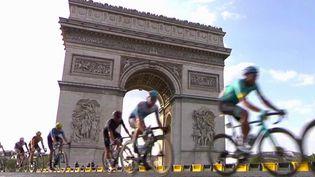 Tour de France 2020 : une arrivée encadrée par un dispositif inédit (FRANCE 3)