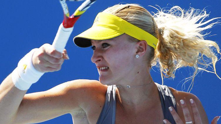La Française Kristina Mladenovic