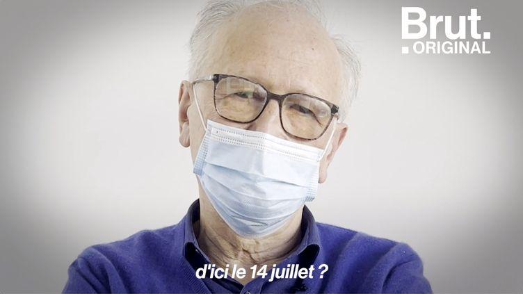 VIDEO. Covid-19 : les questions que vous avez posées à Alain Fischer sur les vaccins (BRUT)