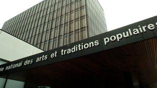 Façade du Musée national des Arts et Traditions populaires à Paris  (GREGORY BOISSY / IP3 PRESS/MAXPPP)