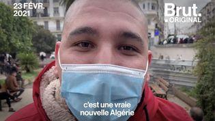 VIDEO. 2 ans après le Hirak, les Algériens continuent de se mobiliser (BRUT)