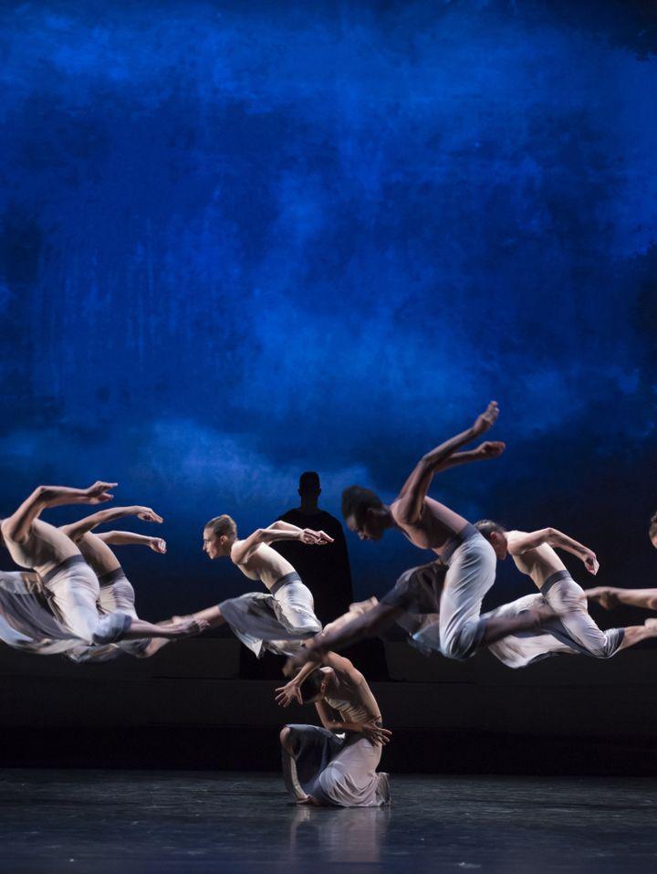 """""""The rite of Spring"""", la version du Sacre du printemps de Martha Graham  (Benoîte Fanton / Opéra national de Paris)"""