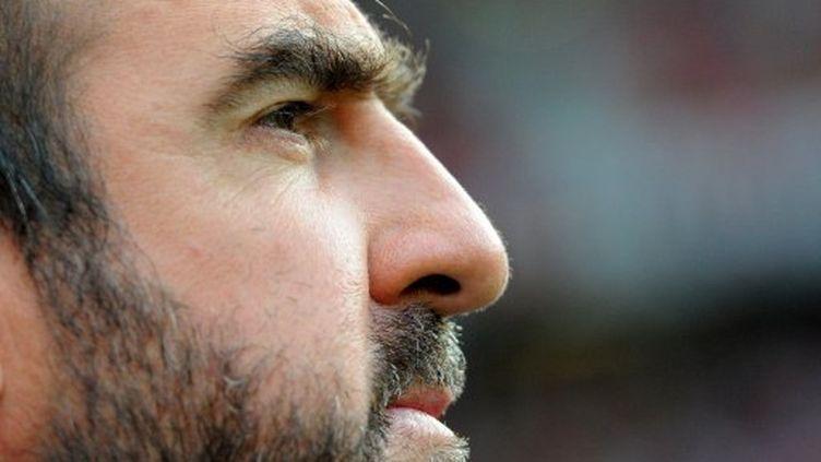 Eric Cantona (ANDREW YATES / AFP)