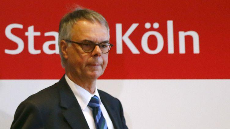 (Le chef de la police de Cologne, Wolfgang Albers, a été démis de ses fonctions © Reuters/Wolfgang Rattay)