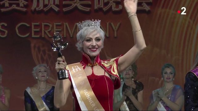 Chine : un concours de miss pour les plus de 45 ans