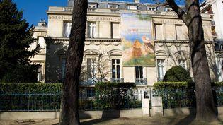 Le musée Marmottan-Monet, à Pairs, le 12 février 2014. (MAXPPP)