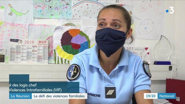 La Réunion : la lutte acharnée de la gendarmerie contre les violences familiales