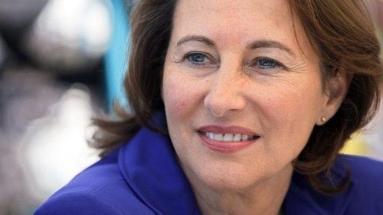 Ségolène Royal, candidate à la primaire socialiste. (AFP PHOTO / THOMAS SAMSON)