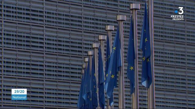 Union européenne: la Commission valide un plan de relance de 750 milliards d'euros