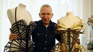 Jean Paul Gaultier à Paris (8 novembre 2017)  (Francois Mori / AP / Sipa)