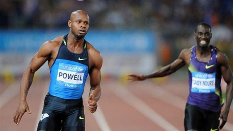 Le Jamaïcain Asafa Powell