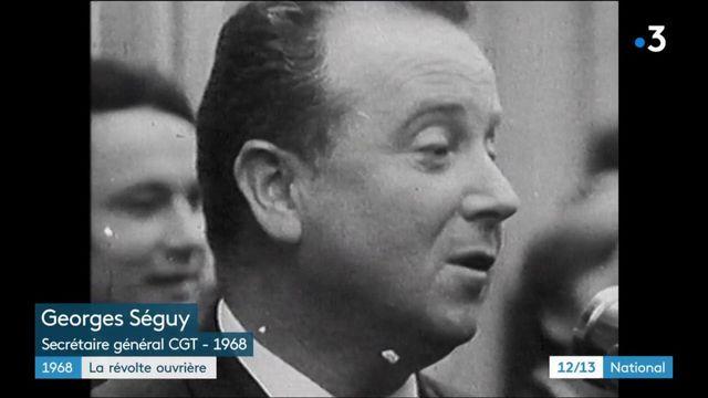 1968 : la révolte ouvrière
