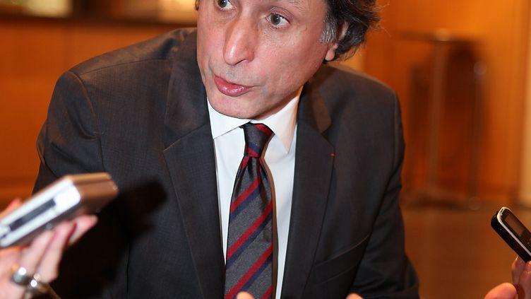 (© L'ancien patron de France Télévisions Patrick de Carolis est accusé par le magazine Le Point d'avoir été payé par Bygmalion)
