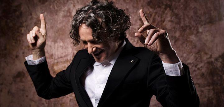 Goran Bregovic & l'orchestre des mariages et des enterrements - le 8 juillet aux Nuits du Nud  (D.R)