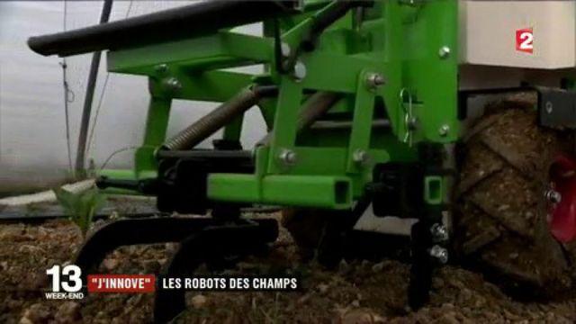 """""""J'innove"""" : Les robots des champs"""