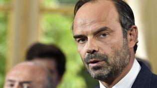 Edouard Philippe, le 11 septembre 2017, à Paris. (ALAIN JOCARD / AFP)