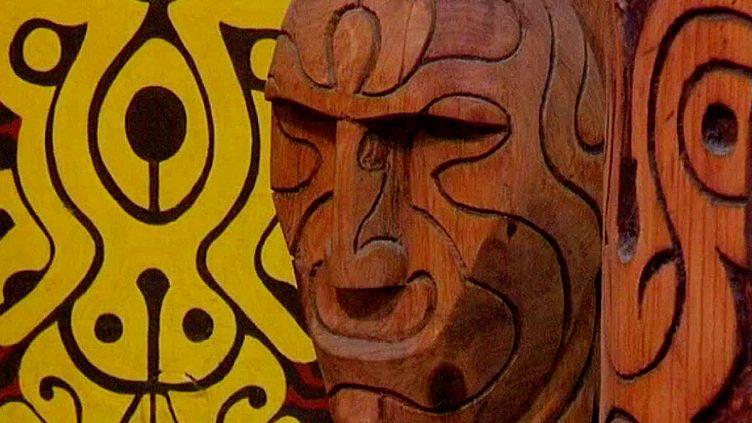 Une sculpture deJean-Claude Joulian  (France 3 / Culturebox)