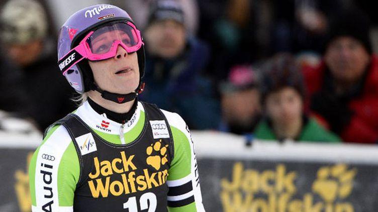 La skieuse allemande Maria Höfl-Riesch