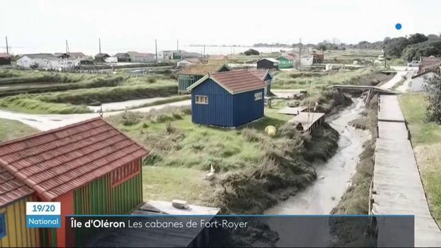 Île d'Oléron : dans les cabanes de Fort-Royer, auprès des ostréiculteurs