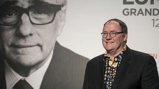 John Lasseter, lors de la cérémonie d'ouverture du Festival Lumière le 12/10/15  (Jean-Philippe Ksiazek / AFP)