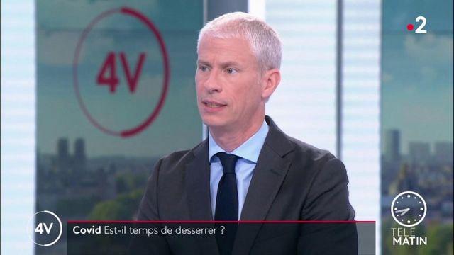 Certificat vaccinal: «Il faut faciliter la circulation des personnes en Europe», plaide Franck Riester