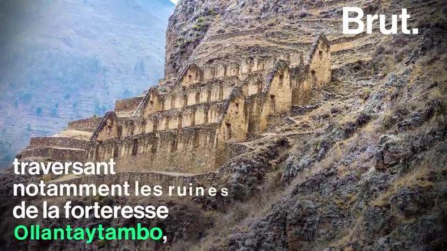 """C'est une voie qui mène tout droit à l'un des endroits les plus courus de la planète. Zoom sur le """"chemin de l'Inca""""."""