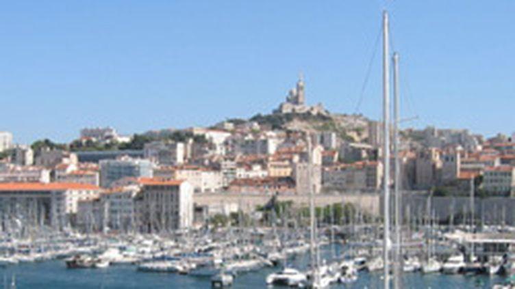 La ville de Marseille a été privée de courant lundi en début d'après midi.
