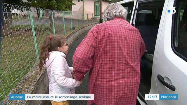 Argences-sur-Aubrac : le maire prend en charge le ramassage scolaire