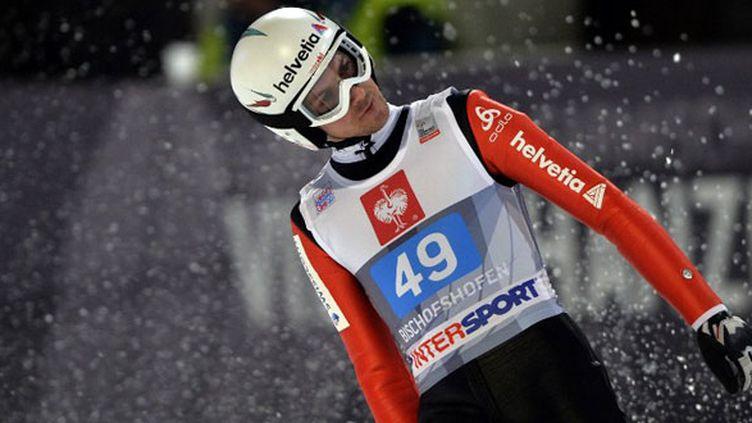 Le sauteur suisse Simon Ammann