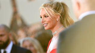 La chanteuse américaine est enpause professionnelle depuis janvier 2019. (VALERIE MACON / AFP)