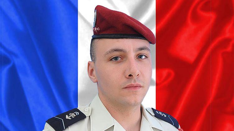 Le hussard parachutiste de première classe Arnaud Volpe a été tué au Mali, le 5 septembre 2020. (- / SIRPA)