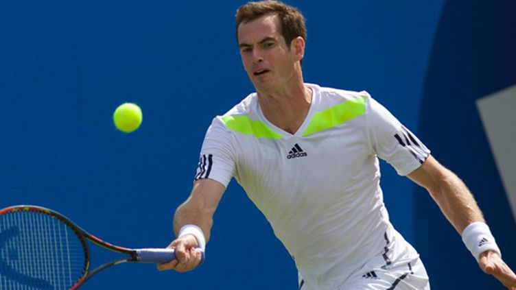 Andy Murray (ANDREW COWIE / AFP)