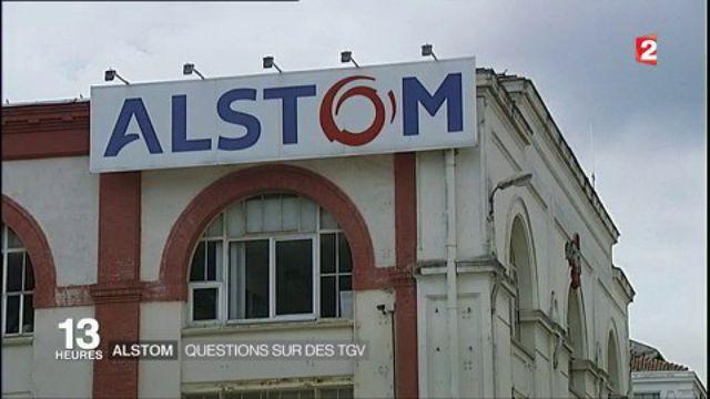 Économie : le plan de l'État pour le contrat avec Alstom