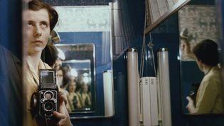 Vivian Maier autoportrait (détail)  (Vivian Maier/Collection John Maloof Courtesy Howard Greenberg Gallery, New York Les Douches La Galerie, Paris)