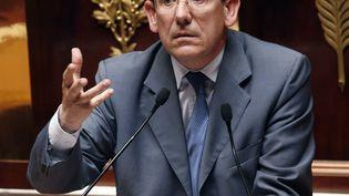 Charles de Courson, en 2014 à l'Assemblée nationale (FRANCOIS GUILLOT / AFP)