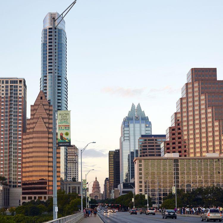 La ville d'Austin, au Texas (Etats-Unis). (LOOP IMAGES / UNIVERSAL IMAGES GROUP EDITORIAL / GETTY IMAGES)