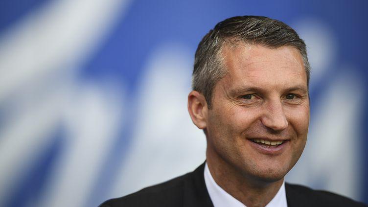 Olivier Létang, le nouveau président délégué de Rennes (FRANCK FIFE / AFP)
