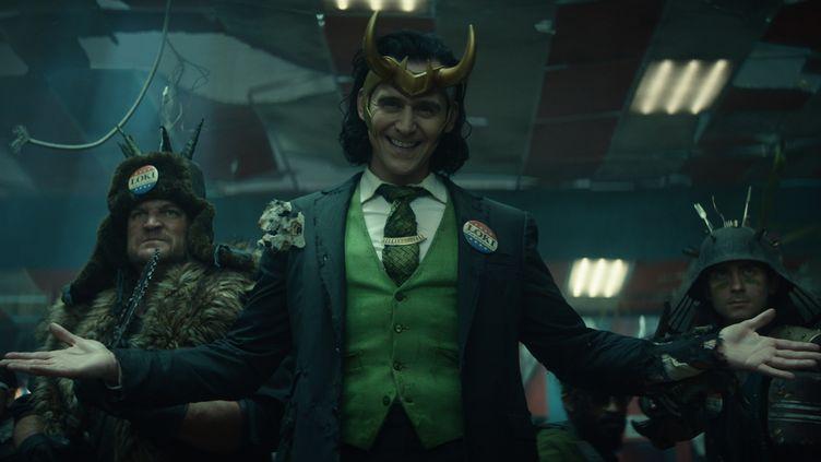 Image de la série ''Loki'' sur Disney +. (MARVEL STUDIOS)