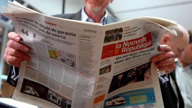 (La plaignante était journaliste à la locale de Châteauroux du journal La Nouvelle République © MaxPPP)