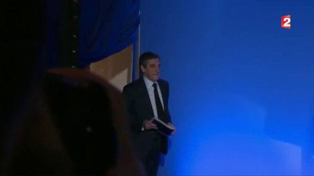 Présidentielle 2017 : François Fillon dévoile son programme économique