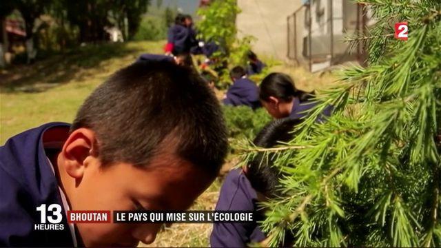 Bhoutan: le pays qui mise sur l'écologie