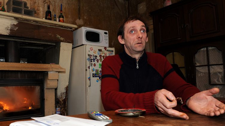 L'homme mis en examen pour l'enlèvement de Berenyss, ici photographié en 2009. (MAXPPP)