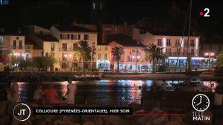 A Collioure, dans les Pyrénées-Orientales. (France 2)