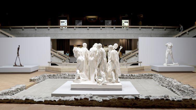 "Exposition ""Rodin - Giacometti"", Fondation Pierre Gianadda ((c) Fondation Pierre Gianadda Exposition Rodin-Giacometti (c) photographie CLAD / THE FARM)"