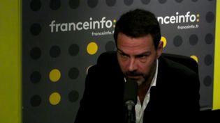 Jérôme Kerviel, le 23 septembre 2016 (Radio France)