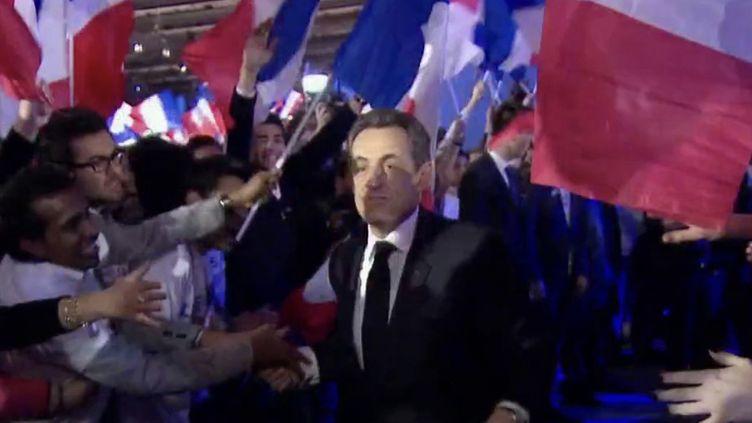 Affaire Bygmalion : Nicolas Sarkozy renvoyé devant le tribunal (FRANCE 2)