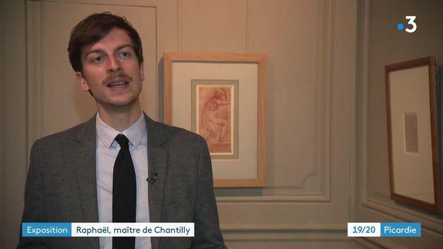 Exposition Raphael au château de Chantilly