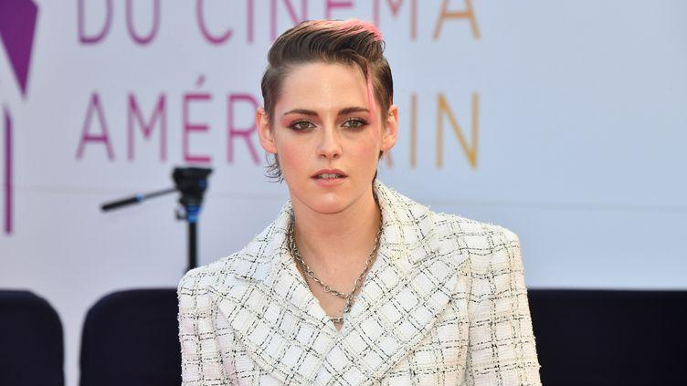 Kristen Stewart le 13 septembre 2019 au festival de Deauville (JACQUES BENAROCH / SIPA)