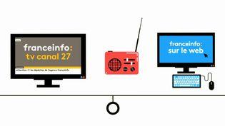 France Info est l'offre d'information globale de service public initiée par France Télévisions, Radio France, France Médias Monde et l'INA. (FRANCEINFO)